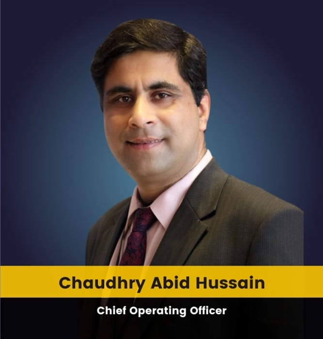 Chaudhry Abid Hussain