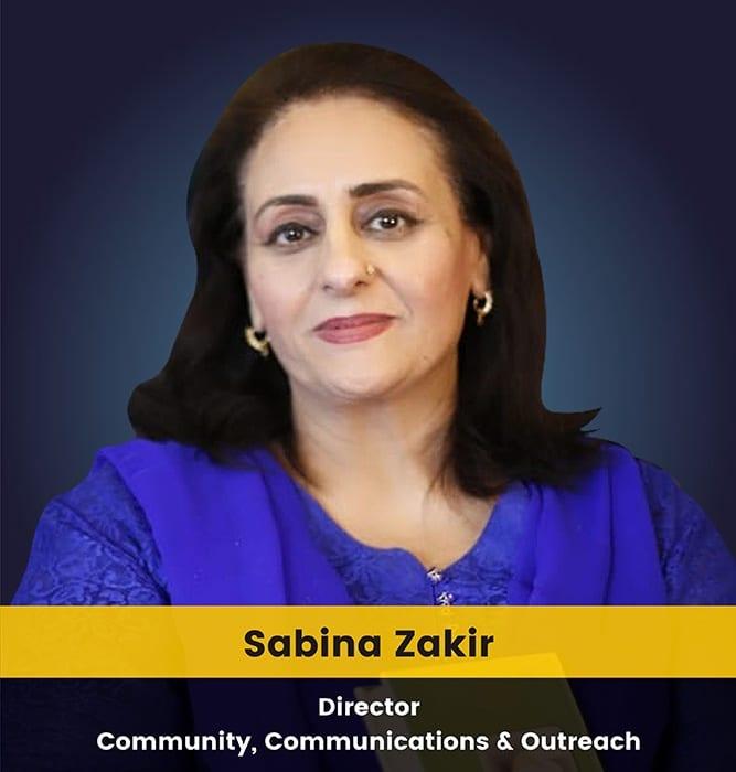 Sabina Zakir