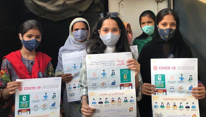 Millennials as UNICEF Ambassadors