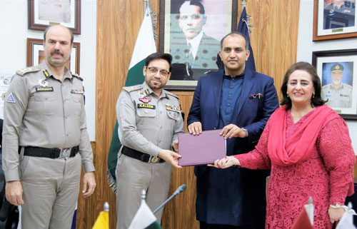 MoU Linked to Promote Academia Linkages