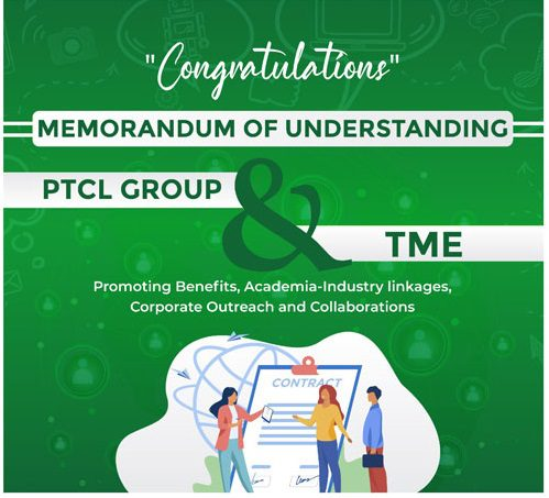 The Millennium Education signs MOU with PTCL Group